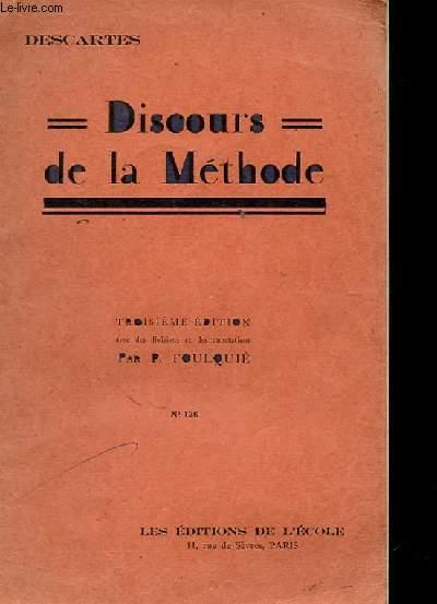 DISCOURS DE LA METHODE - 3ème edition  n°126