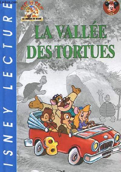 LA VALLEE DES TORTUES