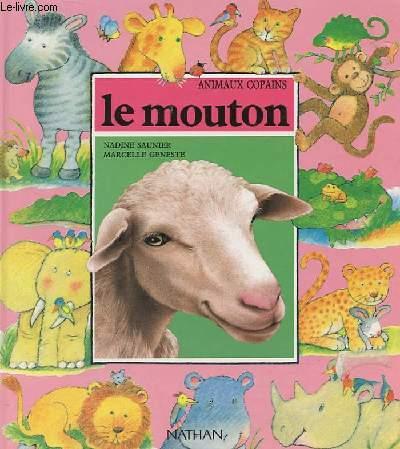 ANIMAUX COPAINS - LE MOUTON
