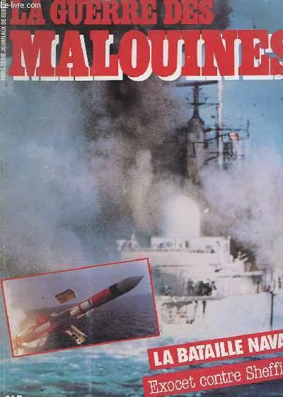 LA GUERRE DES MALOUINES hors série n°2 - la bataille navale