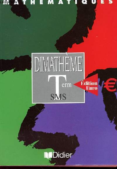 MATHEMATIQUE DIMATHEME TERM SMS