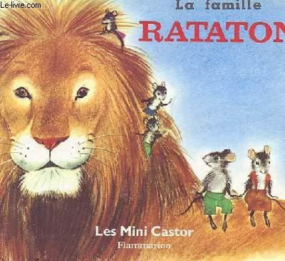 LA FAMILLE RATATON - les mini castor