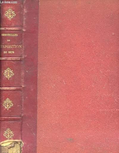 LES MERVEILLES DE L'EXPOSITION DE 1878