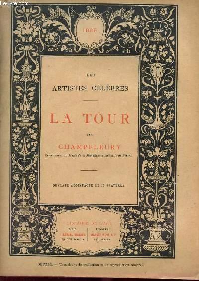 LA TOUR +  Pochette de gravures
