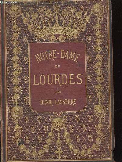 NOTRE-DAME DE LOURDES.
