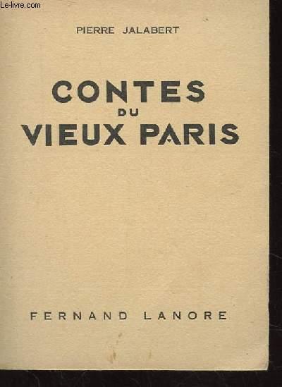 CONTES DU VIEUX PARIS