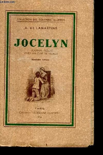 JOCELYN. JOURNAL TROUVE CHEZ UN CURE DU VILLAGE