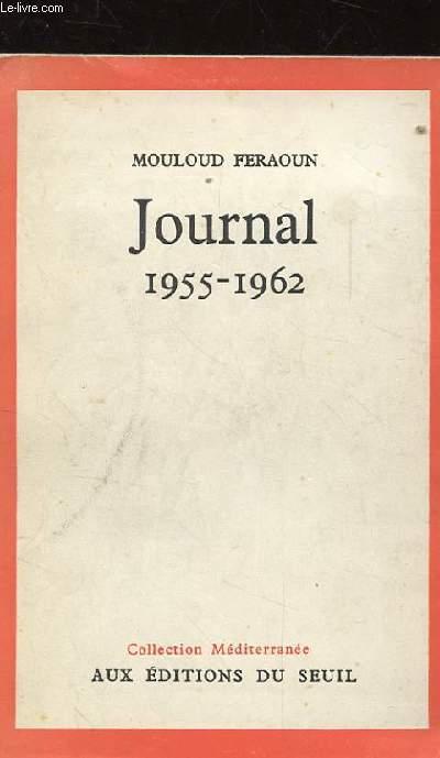 JOURNAL 1955-1962.