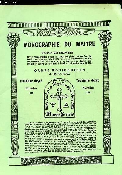 monographies amorc pdf
