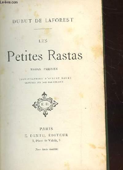 LES PETITES RASTAS. ROMAN PARISIEN.