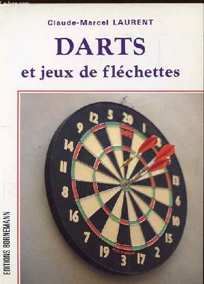 DARTS ET JEUX DE FLECHETTES