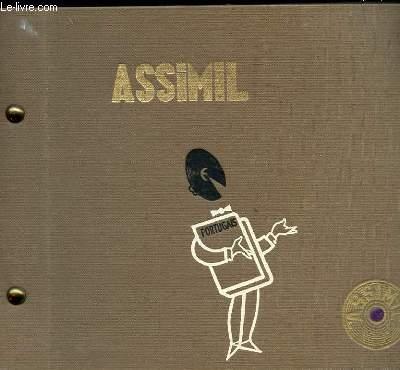ASSIMIL PORTUGAIS 9 CD 45 TOURS LE PORTUGAIS SANS PEINE