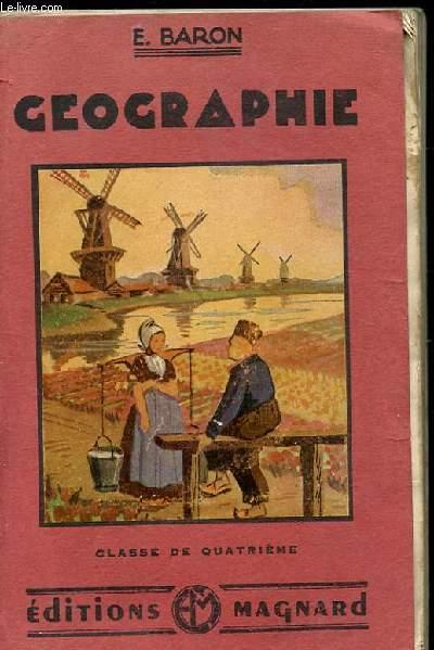 L'EUROPE. CLASSE DE 4EME DES LYCEES, COLLEGES ET COURS COMPLEMENTAIRES. 8EME EDITION. N°104