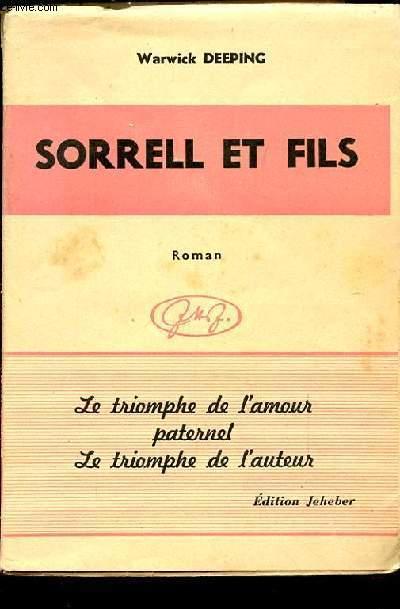SORRELL ET FILS ( SORREL AND SON)