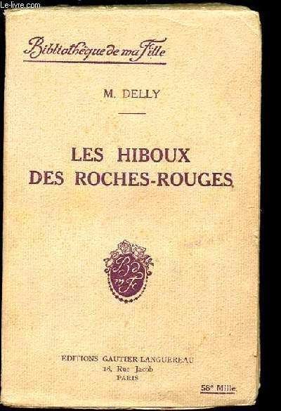 LES HIBOUX DES ROCHES-ROUGES