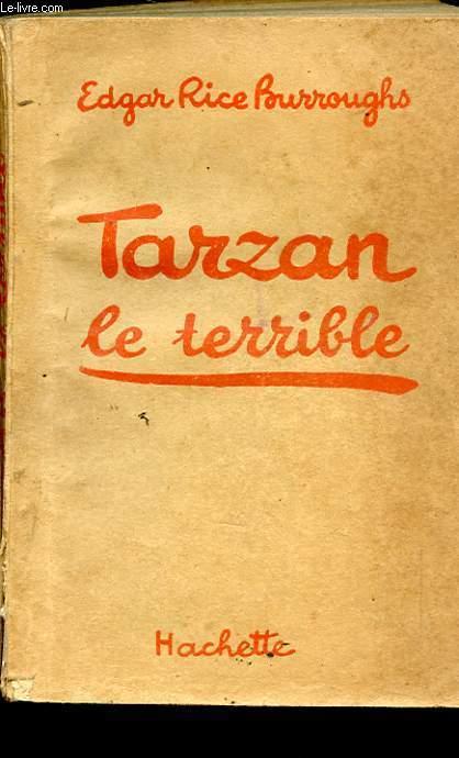TARZAN LE TERRIBLE