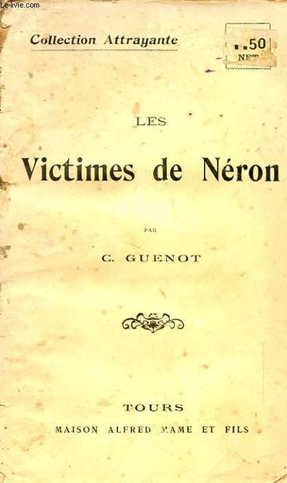 LES VICTIMES DE NERON