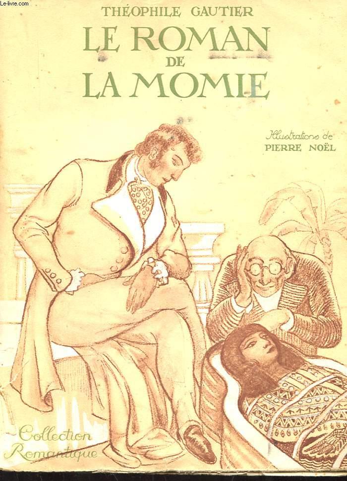 LE ROMAN DE LA MOMIE