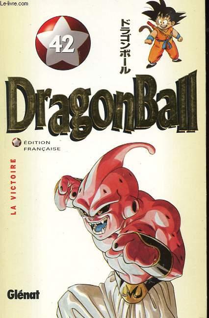 DRAGONBALL N°42. LA VICTOIRE
