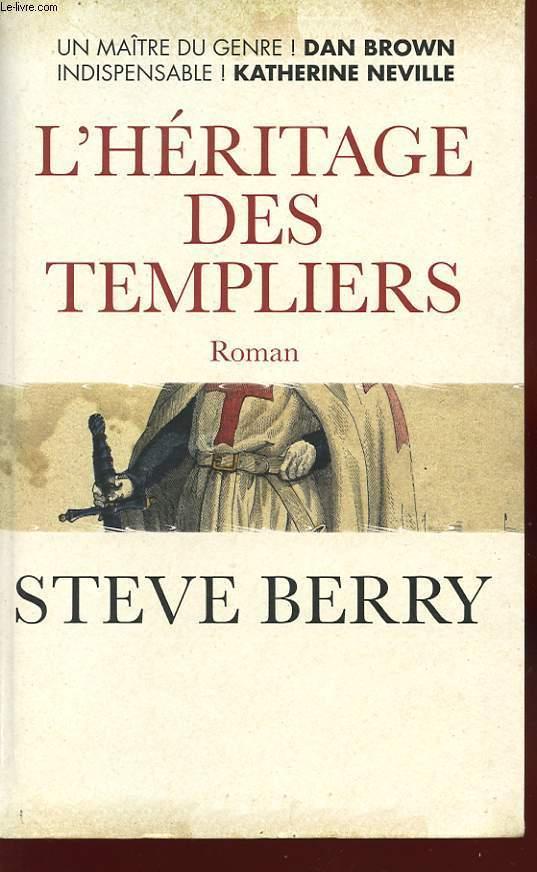 L'HERITAGE DES TEMPLIERS.
