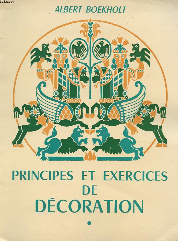 PRINCIPES ET EXERCICES DE DECORATION.