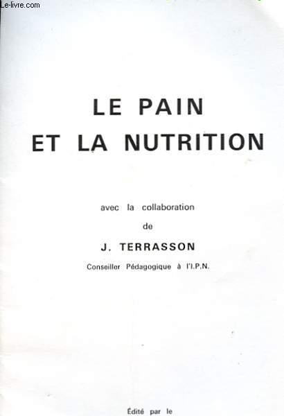 LE PAIN ET LA NUTRITION