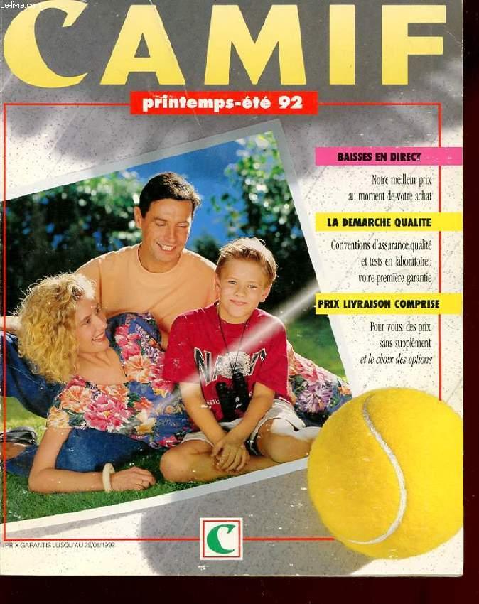 Catalogue La Camif