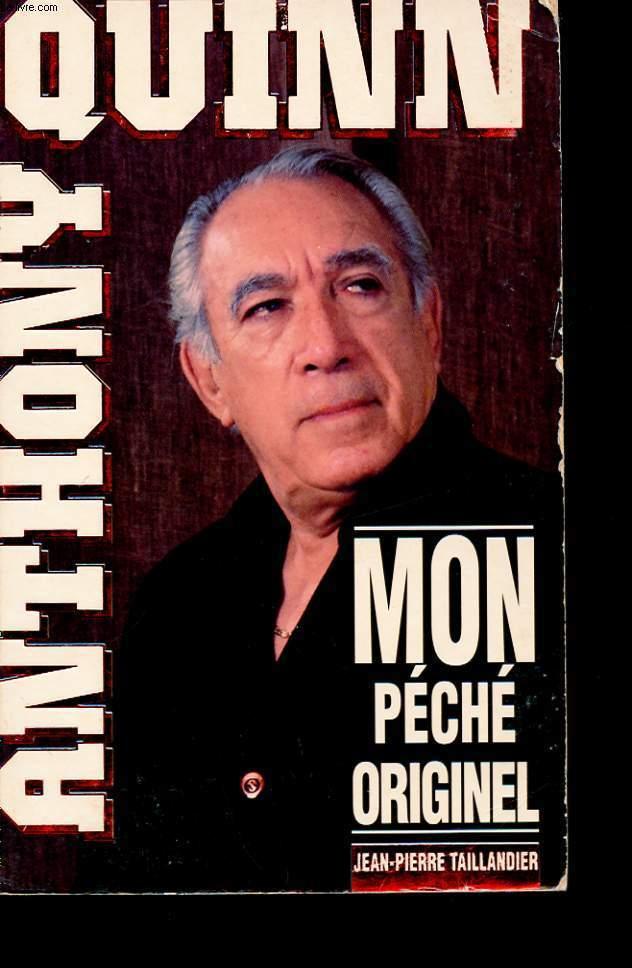 MON PECHE ORIGINEL