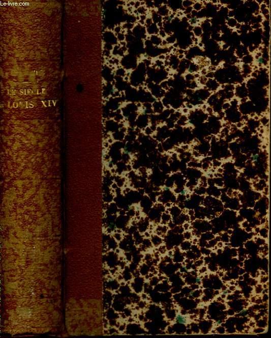 LE SIECLE DE LOUIS XIV. NOUVELLE EDITION