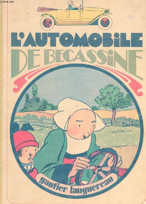 L'AUTOMOBILE DE BECASSINE