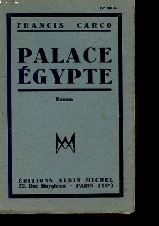 PALACE EGYPTE