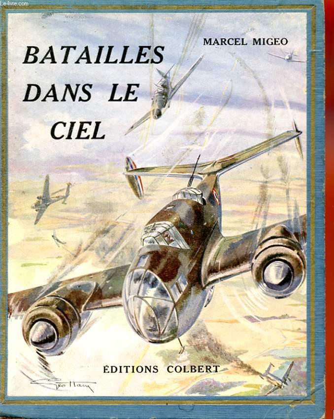 BATAILLES DANS LE CIEL.
