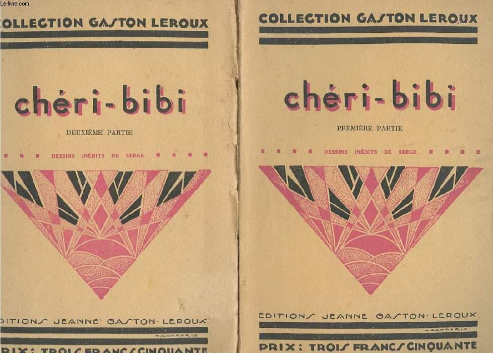 CHERI-BIBI. EN 2 PARTIES.