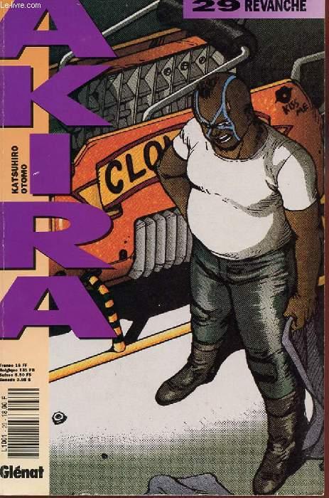 AKIRA N°29. REVANCHE
