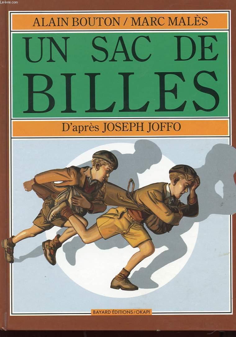 Un Sac De Billes D Apres Joseph Joffo