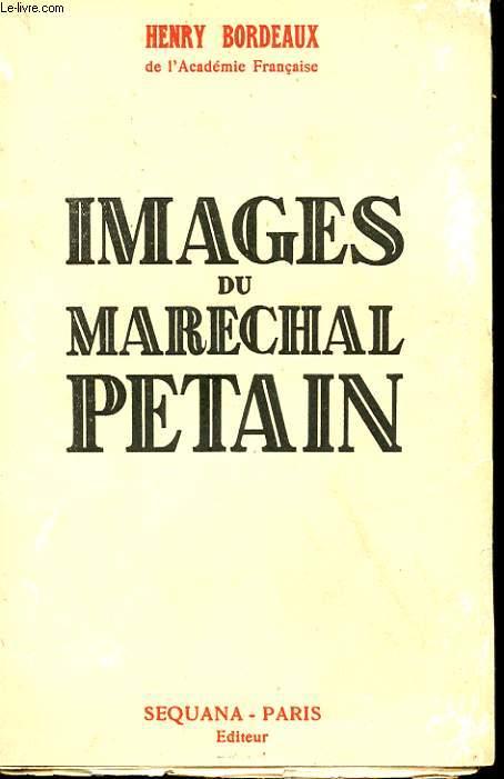 IMAGES DU MARECHAL PETAIN