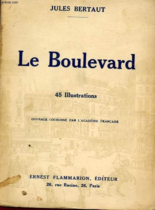 LE BOULEVARD