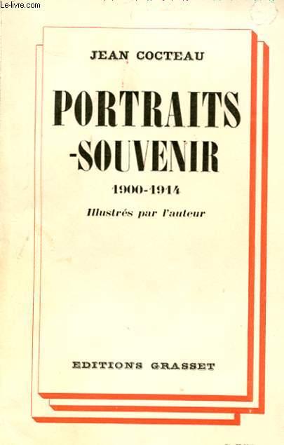 PORTRAITS-SOUVENIR 1900-1914.