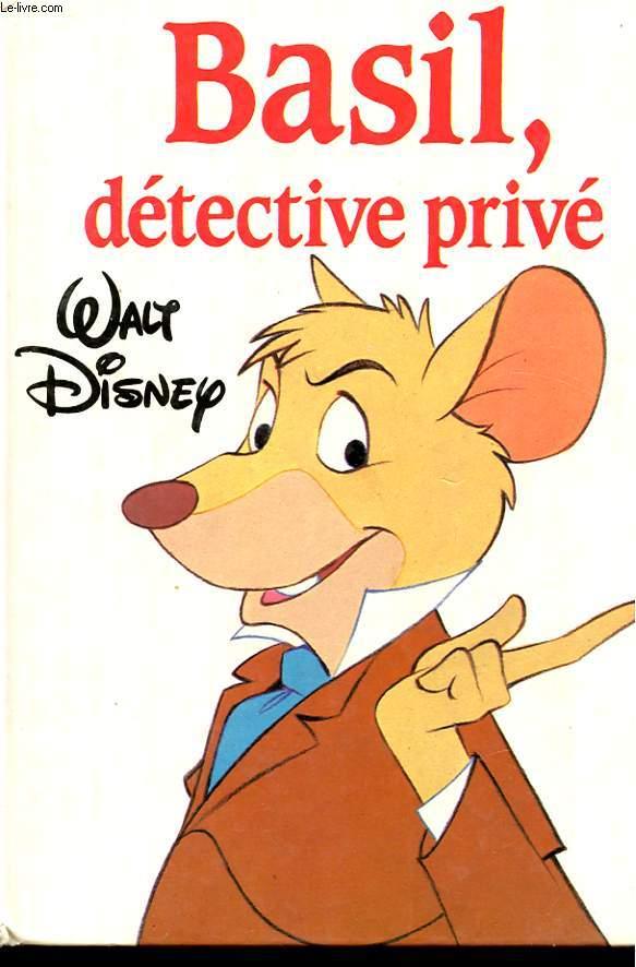 BASIL DETECTIVE PRIVE.