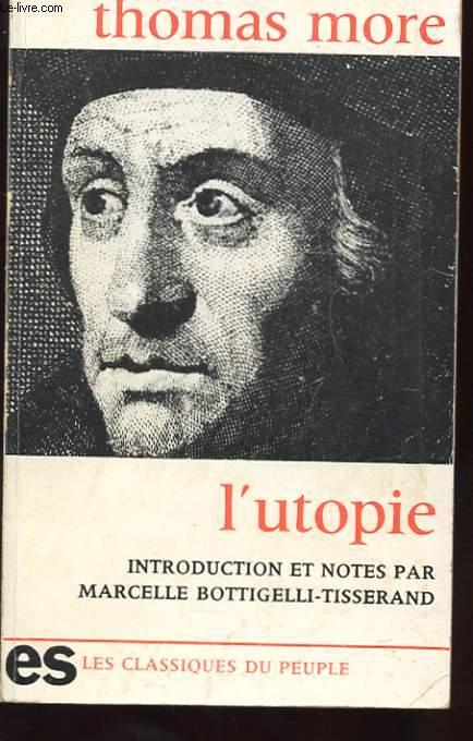 L'UTOPIE DISCOURS DU TRES EXCELLENT HOMME RAPHAEL HYTHLODAY.