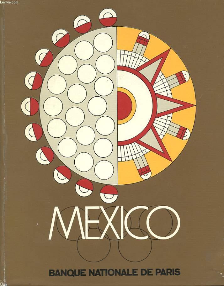 MEXICO. JEUX OLYMPIQUES 1968.