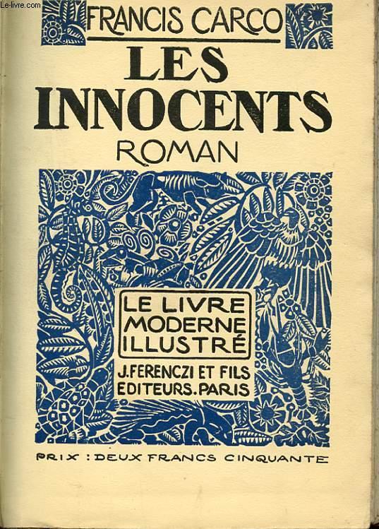 LES INNOCENTS. ROMAN
