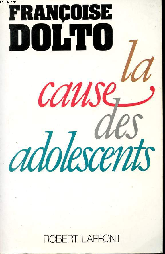 LA CAUSE DES ADOLESCENTS