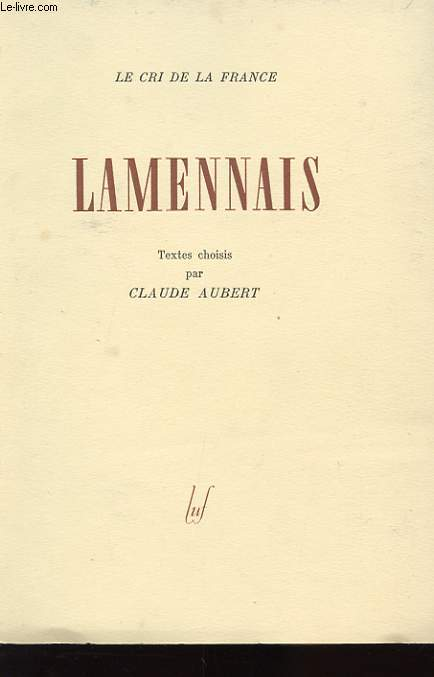 LAMENNAIS