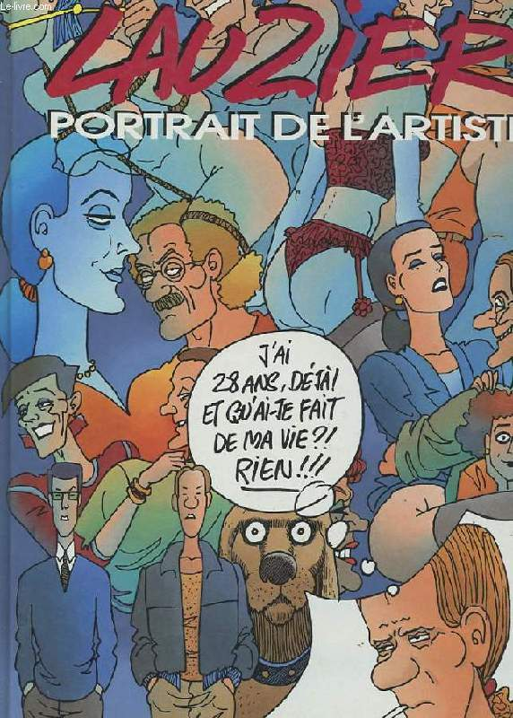 PORTRAIT DE L'ARTISTE. SUIDE DE: SOUVENIRS D'UN JEUNE HOMME
