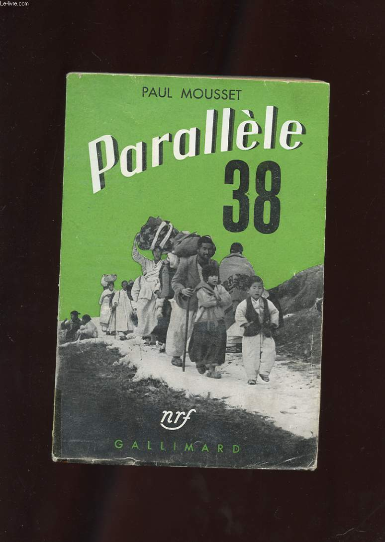 PARALLELE 38.
