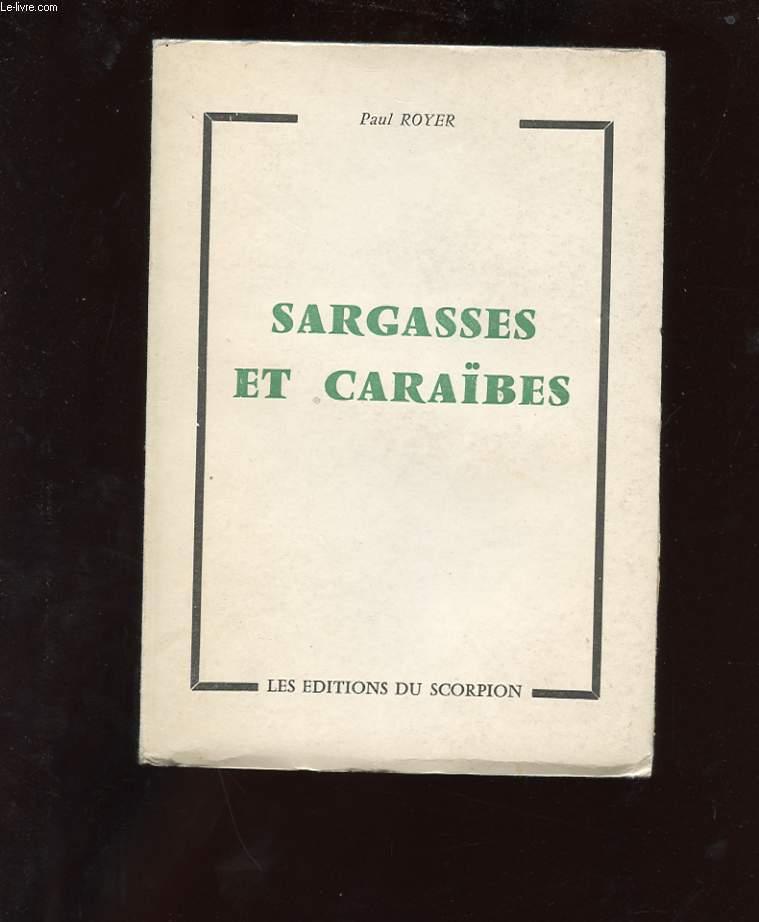 SARGASSES ET CARAIBES