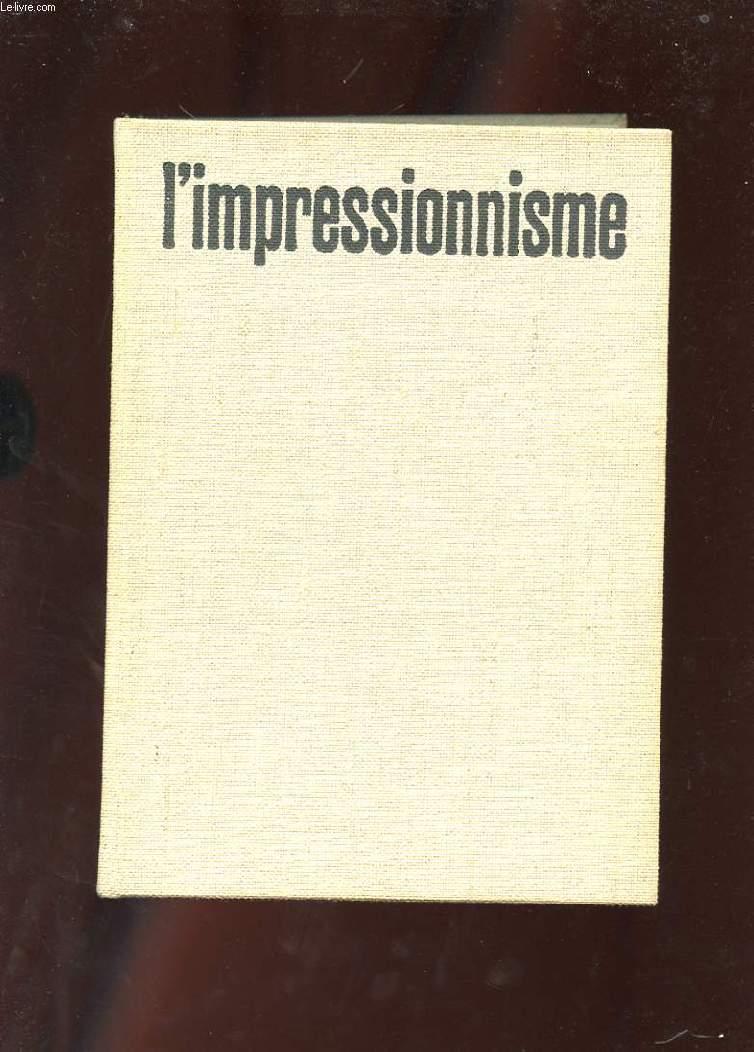 TRESORS DE L'IMPRESSIONNISME AU LOUVRE