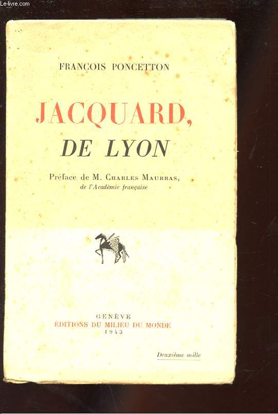 JACQUARD DE LYON