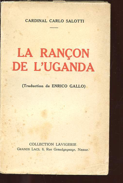 LA RANCON DE L'UGANDA